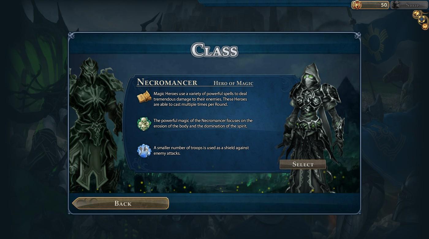 Might & Magic Heroes Online - Imagem 5 do software