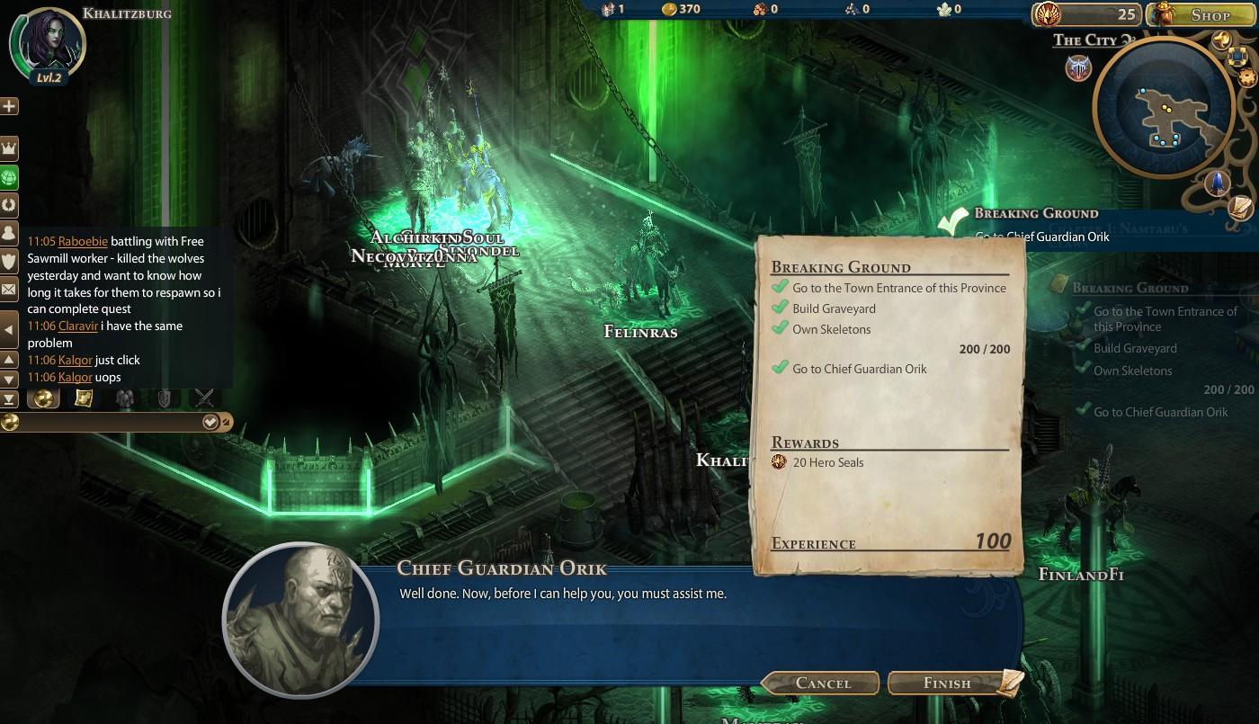 Might & Magic Heroes Online - Imagem 6 do software