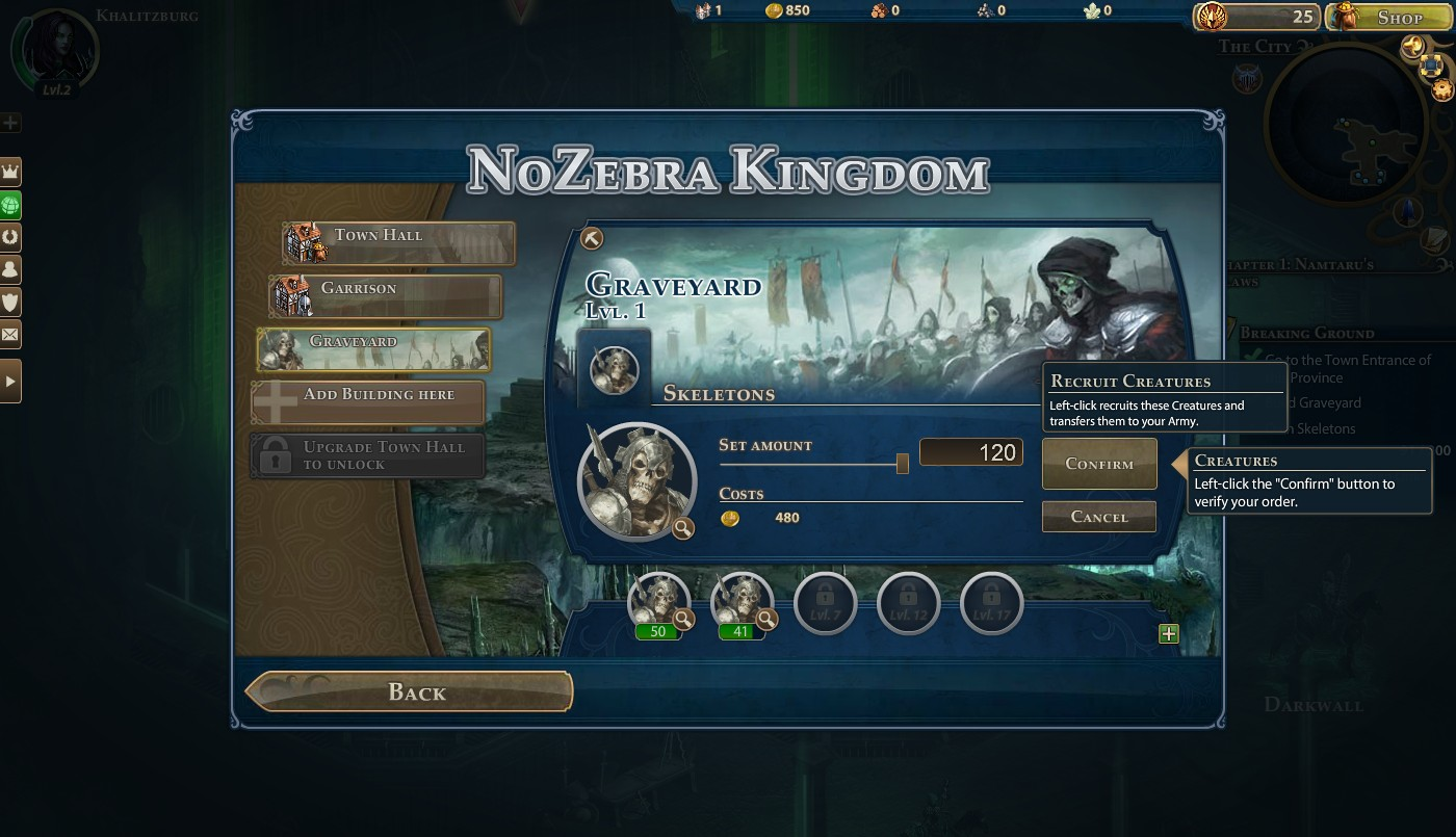 Might & Magic Heroes Online - Imagem 7 do software