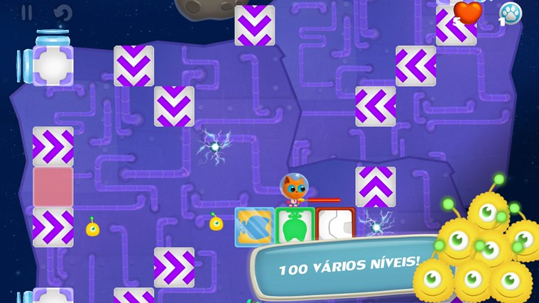 Space Kitty Puzzle - Imagem 1 do software