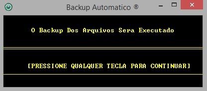 Auto Backup - Imagem 2 do software
