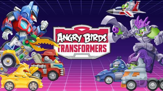 Angry Birds Transformers - Imagem 1 do software