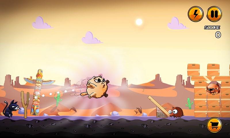 Angry Cats - Imagem 1 do software