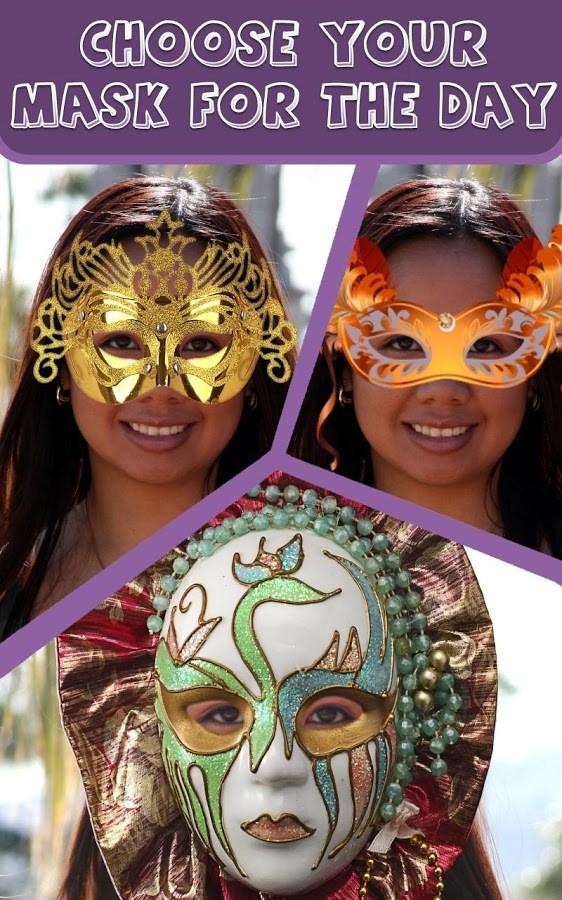 Mask Selfie: for Halloween - Imagem 1 do software