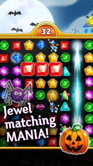 Jewel Mania Halloween - Imagem 2 do software