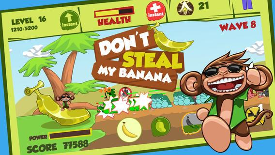 Don`t Steal My Banana - Imagem 1 do software