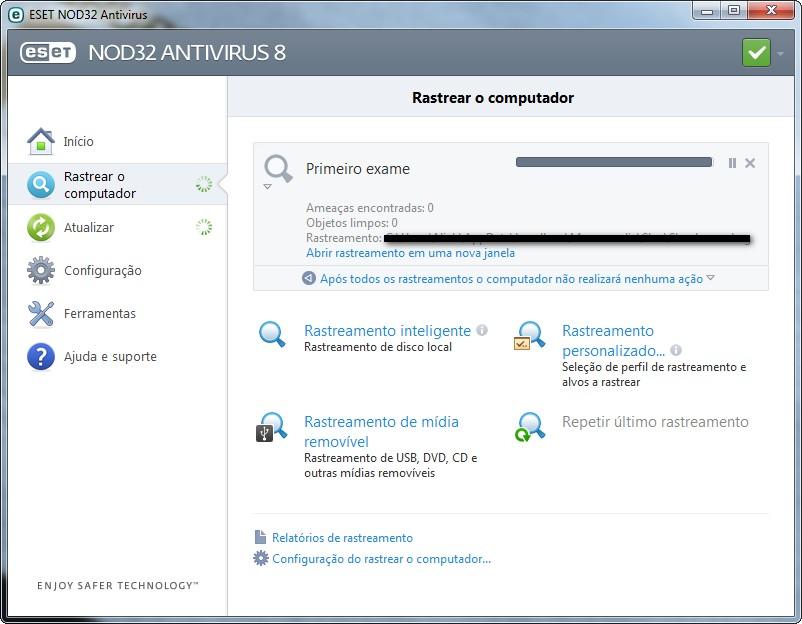 ESET NOD32 Antivirus - Imagem 2 do software