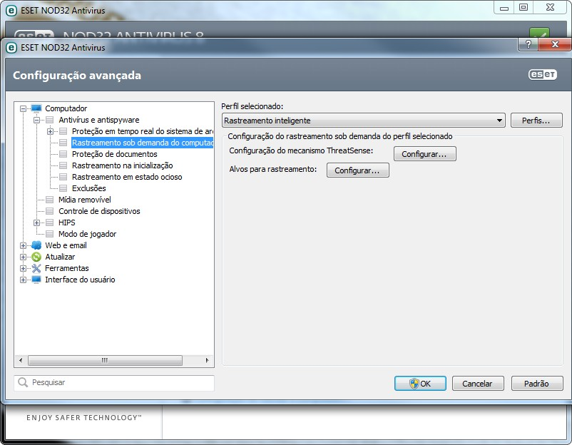 ESET NOD32 Antivirus - Imagem 4 do software