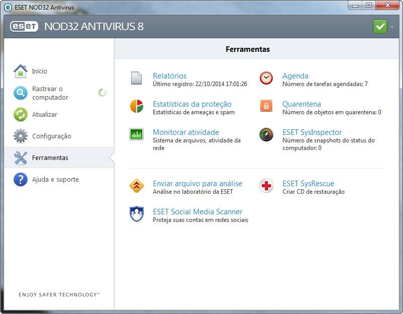 nod32 antivirus gratis prova
