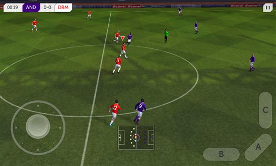 Dream League Soccer - Imagem 1 do software