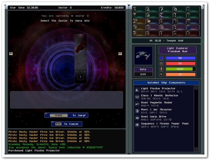 Approaching Infinity - Imagem 2 do software