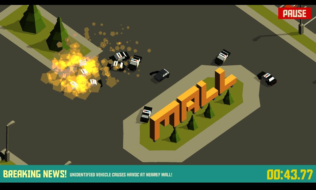 Pako - Car Chase Simulator - Imagem 1 do software