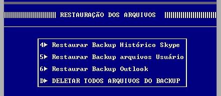 Auto Backup - Imagem 3 do software
