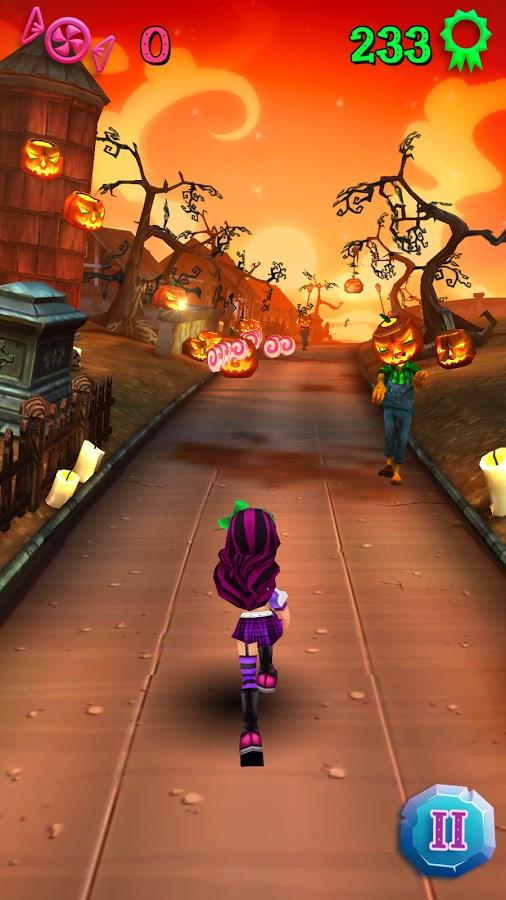 Halloween Runner - Imagem 1 do software
