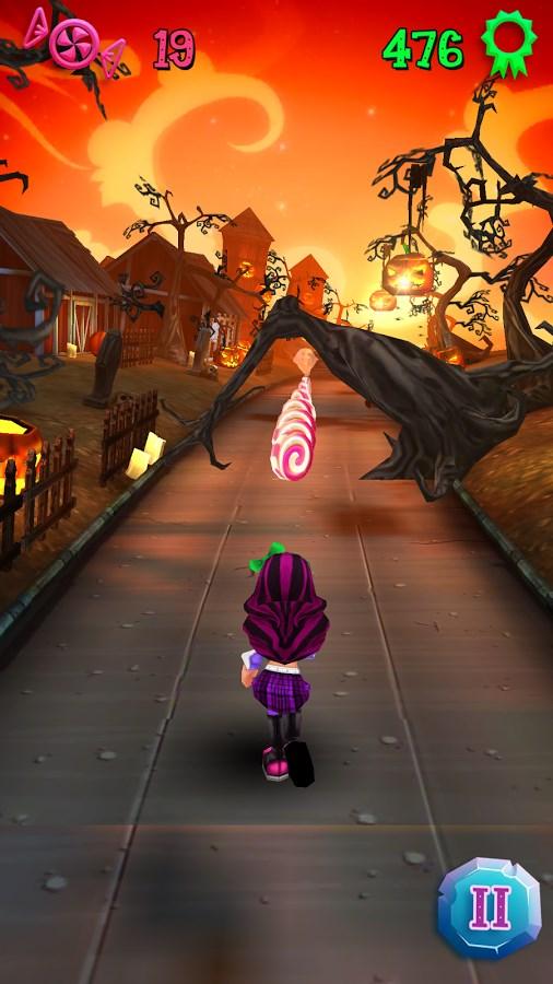 Halloween Runner - Imagem 2 do software