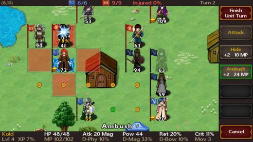 Tactics Maiden - Imagem 1 do software