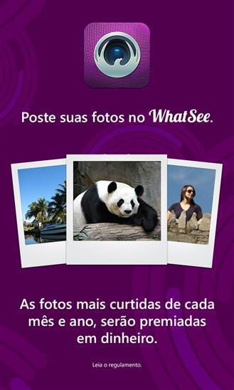WhatSee - Imagem 1 do software