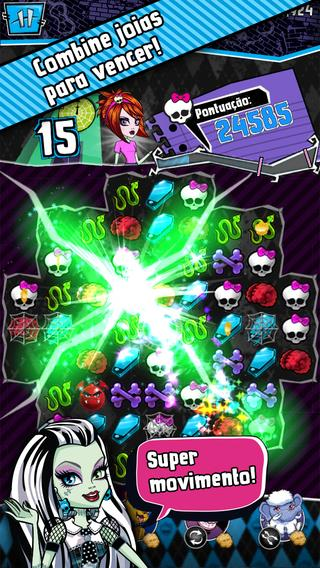 Monster High Ghouls and Jewels - Imagem 2 do software