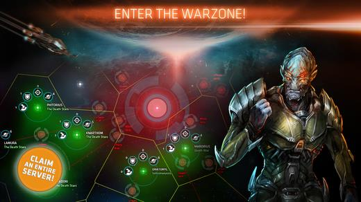 Galaxy on Fire - Alliances - Imagem 1 do software