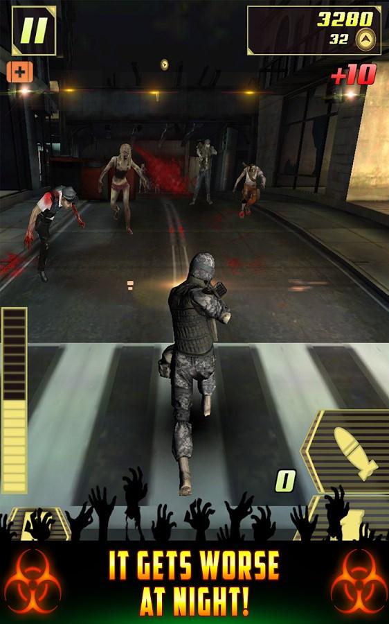 Zombie Plague Overkill Combat! - Imagem 2 do software