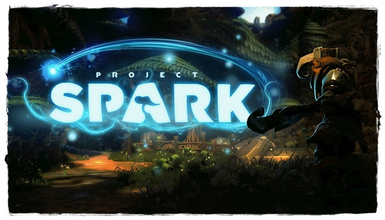 Project Spark - Imagem 1 do software