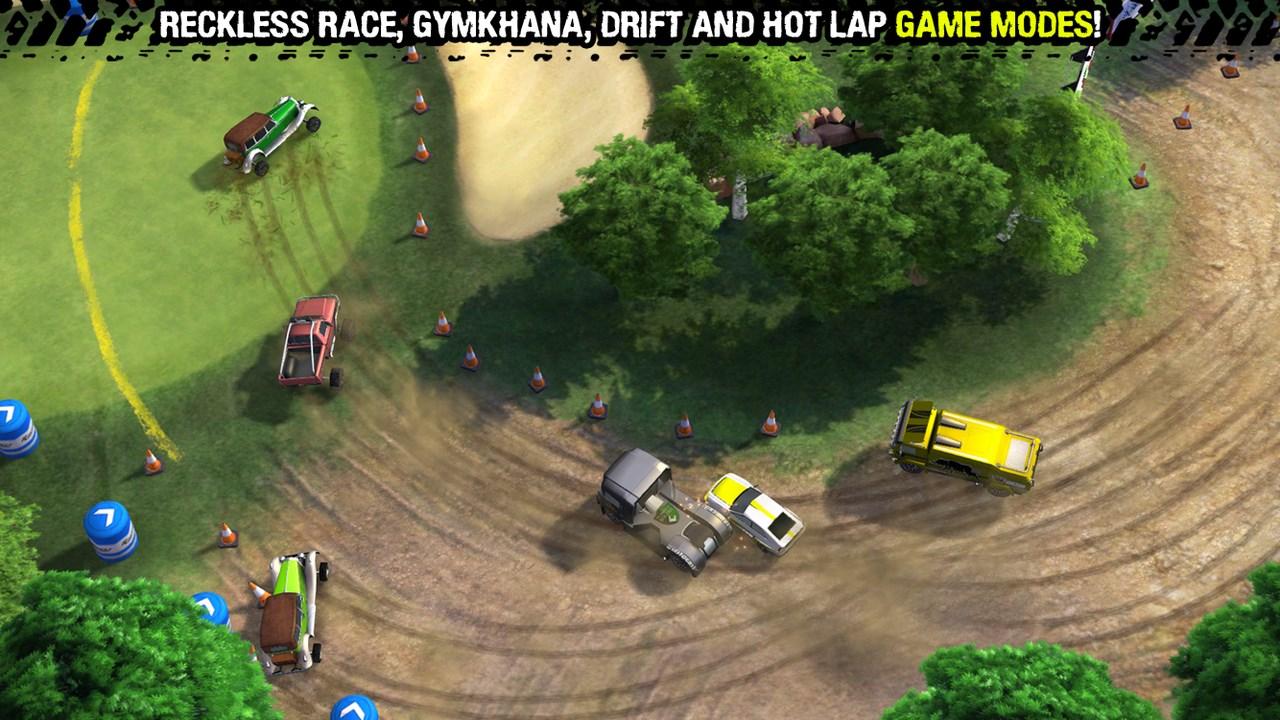 Reckless Racing 3 - Imagem 1 do software