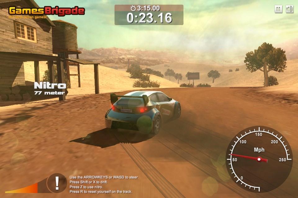 Rally Point 4 - Imagem 1 do software
