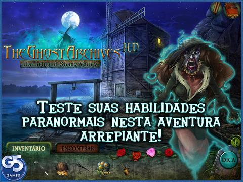 The Ghost Archives: Haunting of Shady Valley HD - Imagem 1 do software