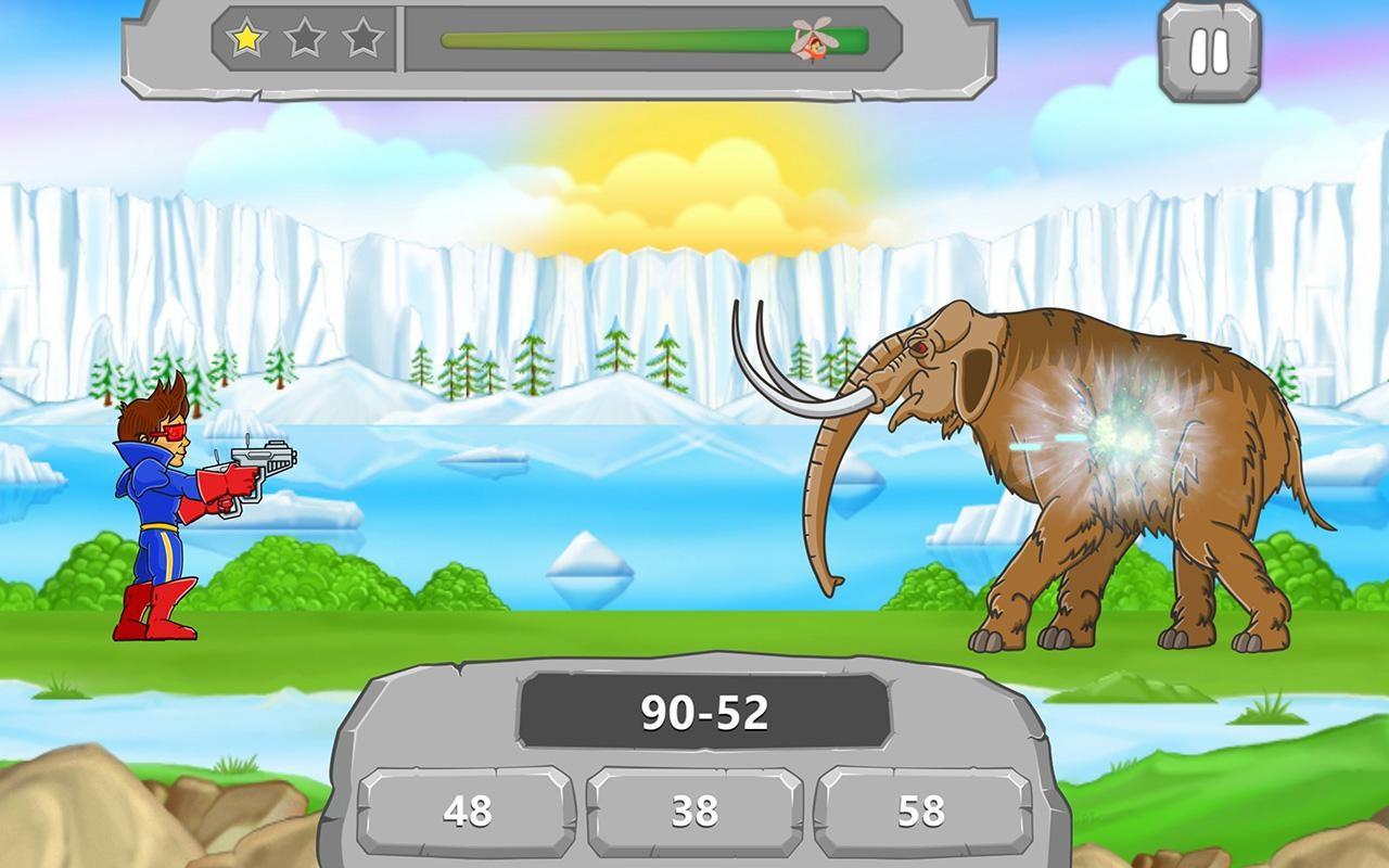 Jogos de Dinossauro Matematica - Imagem 1 do software