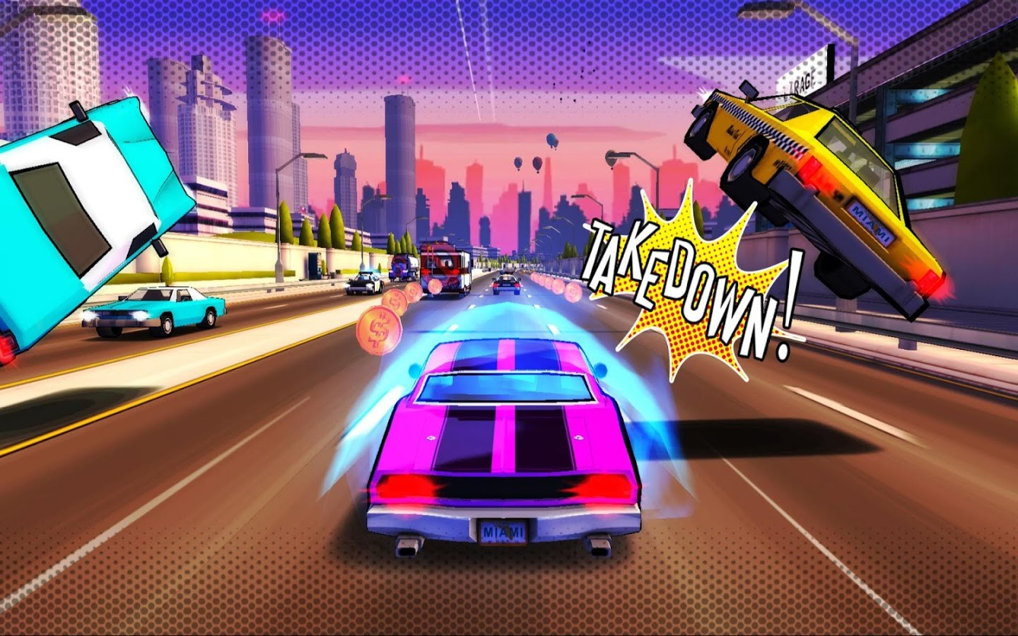 Adrenaline Rush - Miami Drive - Imagem 1 do software