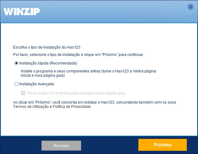 WinZip - Imagem 5 do software