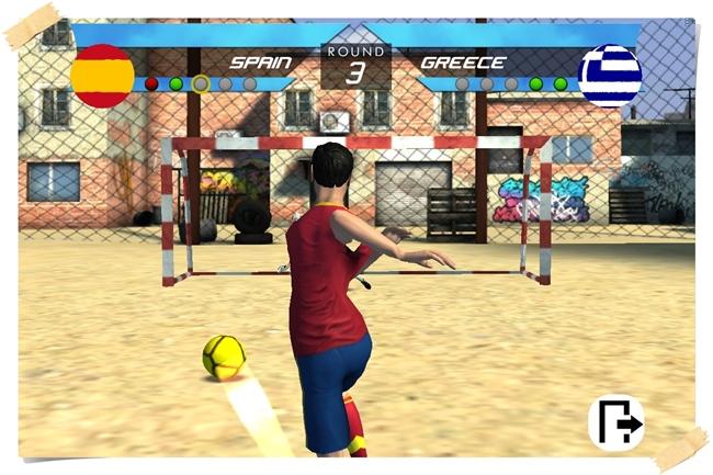 Football World League: Flick, Score & Kick Cup 14 - Imagem 1 do software