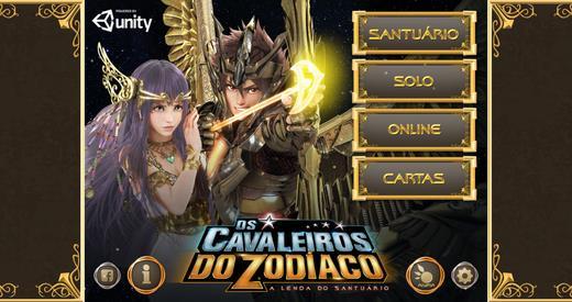 Cavaleiros do Zodíaco: A Lenda do Santuário - Cosmo Cards - Imagem 2 do software