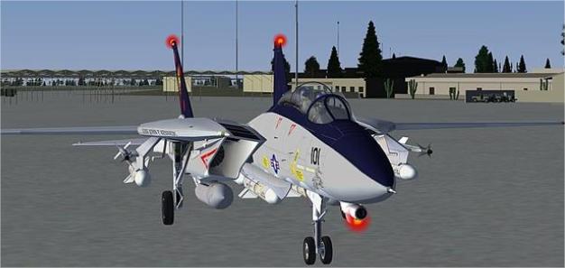 FlightGear - Imagem 1 do software