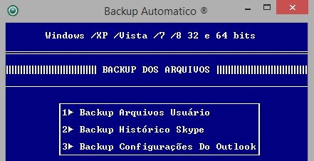 Auto Backup - Imagem 1 do software