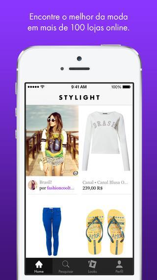 STYLIGHT - A moda que você ama - Imagem 1 do software