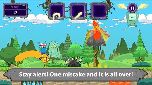 Adventure Time Blind Finned - Imagem 1 do software