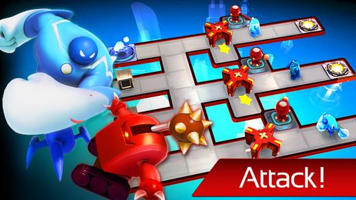 The Bot Squad: Puzzle Battles - Imagem 1 do software