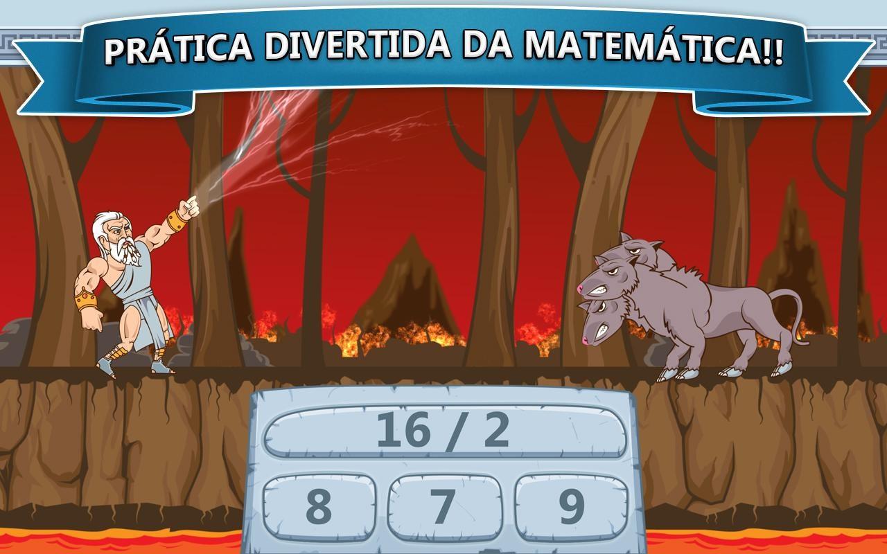 Jogos de matemática básica - Imagem 1 do software