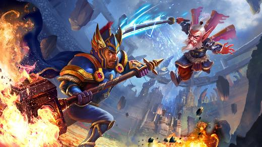 Heroes Charge - Imagem 1 do software