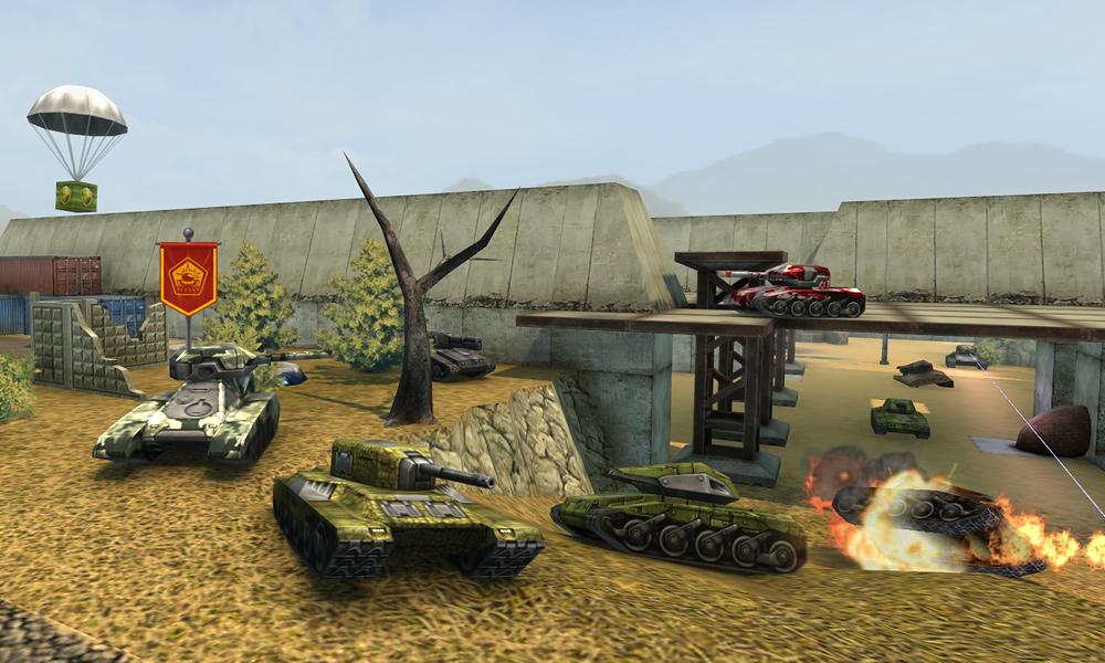 Tanki Online - Imagem 1 do software