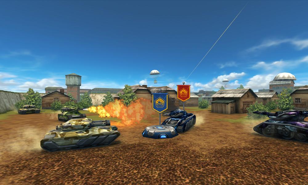 Tanki Online - Imagem 2 do software