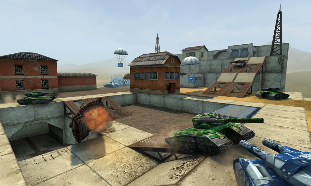 Tanki Online - Imagem 3 do software