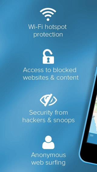 SurfEasy VPN for iPhone and iPad - Imagem 2 do software