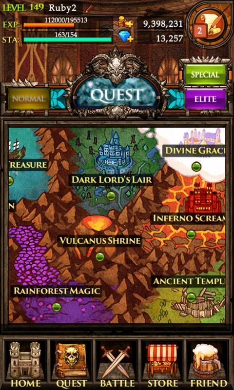 Hero of Legends - Imagem 1 do software