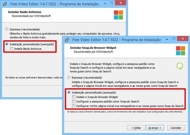 Free Video Editor - Imagem 2 do software