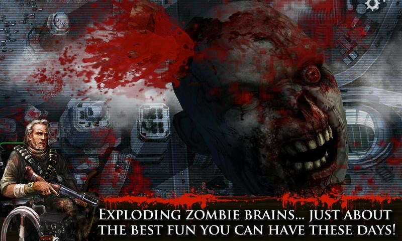 CONTRACT KILLER: ZOMBIES (NR) - Imagem 1 do software