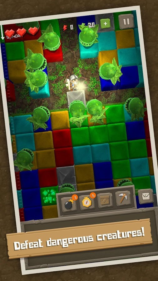 Puzzle to the Center of Earth - Imagem 1 do software
