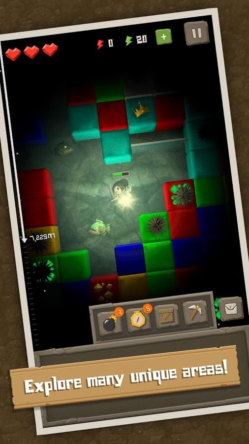 Puzzle to the Center of Earth - Imagem 2 do software