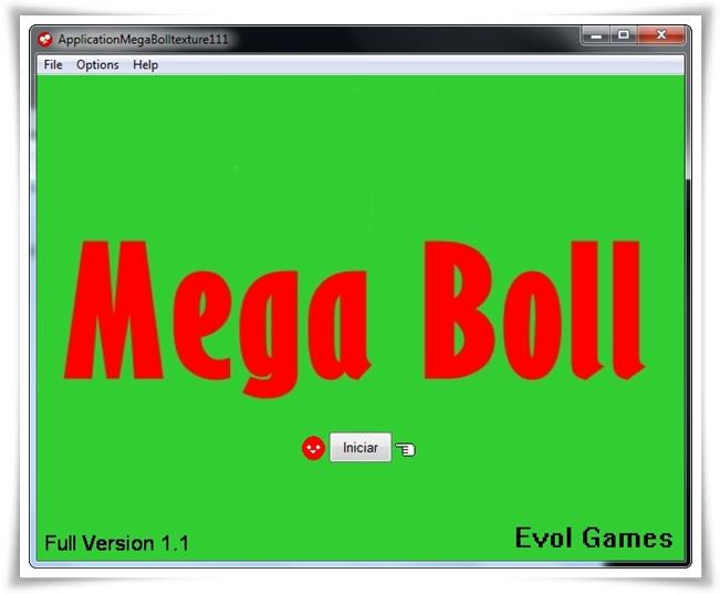 Mega Boll - Imagem 1 do software